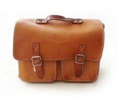 leather bag Free Photo
