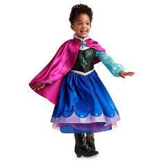 16277fab2520b3 Déguisement pour enfants Anna Disney Store, La Reine des Neiges