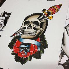 #flash #tattooflash #tattooart #tattoo #tattoos #art #tradition #traditional…