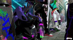 FUCK YEAH CONCEPT ART - ca-tsuka: Urbance animated project is now on Kickstarter. http://www.kickstarter.com/projects/2088672139/urbance