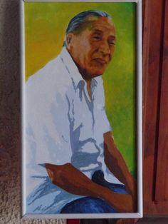 retrato de mi padre