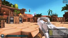 Wild Warfare is a Indie, Free to play fast-paced First Person Shooter FPS MMO Game