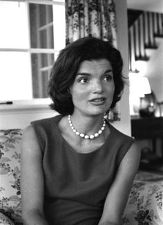 http://en.wikipedia.org/wiki/Jacqueline_Kennedy_Onassis  Jacqueline Kennedy, in the President's House sun porch, wanted a separation between her private family life and her husband's official life, usually conducted at Joe and Rose's House.