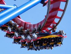 My favorite! - Superman at Six Flags Great America