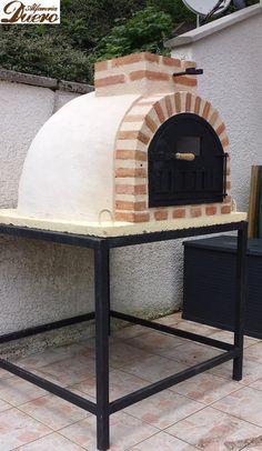 Horno de barro de Pereruela tradicional montado por Alfareríaduero en territorio nacional.