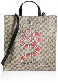 e97b6e85a62 Gucci GG Snake Tote  Guccihandbags