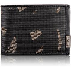 Leather Slimfold Wallet - Nude Running - 4 by VIDA VIDA vPR8xs