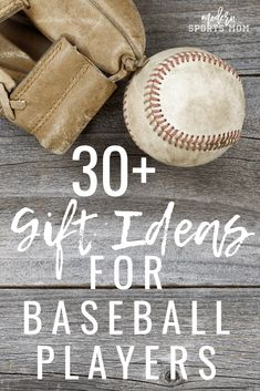 Awesome gift ideas for the baseball player, or any sports fan in your life. These are great for the holidays, or anytime! Gifts For Baseball Players, Basketball Gifts, Team Gifts, Soccer, Softball Gifts, Cheerleading Gifts, Baseball Crafts, Baseball Mom Shirts, Baseball Stuff