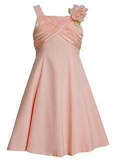 Bonnie Jean® Cross Bodice Dress Girls 7-16 $40 at Belk