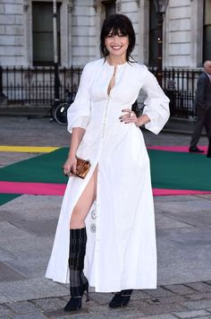 Daisy Lowe - David Fisher/REX