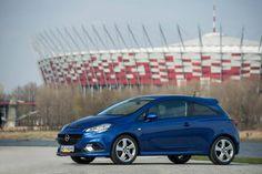 Opel Corsa OPC Warszawa - Stadion Narodowy Warsaw