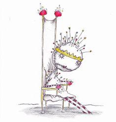 Pincushion Queen