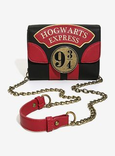 e3f03749bde0 Harry Potter Hogwarts Varsity Hobo Bag     Check out the image by visiting  the link. Note It is Affiliate Link to Amazon.