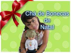 Chá de Bonecas de Natal- Rebeca Costa Silva