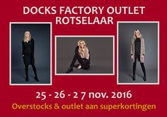 Stockverkoop en outlet van merkkleding te Rotselaar - 25-26-27 november 2016 -- Rotselaar -- 25/11-27/11
