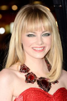 Haircut Trends for Spring 2013 - Best Haircut Trends for Women - Harper's BAZAAR--bangs