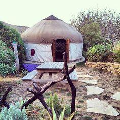 Siroco Yurts (Tarifa, Spain)