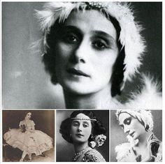 Prima #Ballerina Anna #Pavlova's b'day Feb 12,1881.At 10, she was examined & admitted by #Petipa to Imperial #Ballet.