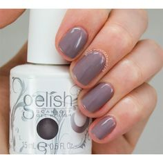 Gelish Harmony - From Rodeo to Rodeo Drive (Urban Cowgirl Collection) - Top Gel Polish - Nail Polish, Makeup, & Beauty Care Products