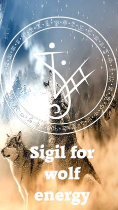 These sigils are connected to the different types of wolf energy that were explained in my wolf magick posts. You will find these post at these links: These sigils will be helpful in order to invok…