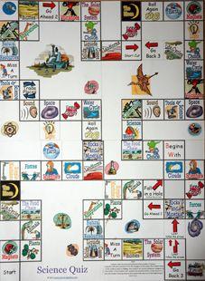 Diy Classroom Board Game Secondgradesquad Com Classroom