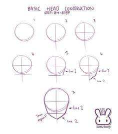 Body Drawing Tutorial, Manga Drawing Tutorials, Drawing Tutorials For Beginners, Sketches Tutorial, Drawing Techniques, Drawing Tips, Manga Tutorial, Anime Drawings For Beginners, Beginner Drawing Tutorial