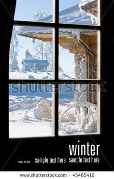 Find View Winter Storm Through Paned Window Stock Images In HD And Millions  Of Other Royalty Free Stock Photos, Illustrations, And Vectors In The ...