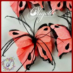 Уже так тепло, что проснулись бабочки.😻 Они летают не только над весенними🌷 цветками, но и в нашей мастерской! 😊 Эти четыре красотки, стали украшением на бальном платье 👗 и в прическе.🙆👍😊#шелковаяфлористика #byOligotte ПишитеВviber0964545606илиfacebook/Oligotte #бабочкаизткани #бабочканазаказ #шелковыйцветок #украшение #метелик #бабочкавприческу #бабочкаручнойработы #цветокизткани #заколка  #интерьерныйцветок #silk #метеликибабочки #брошьбабочка   #handmade #acsessories…