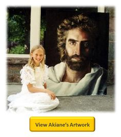 When Oprah Asked Akiane Where Her Talent Originated, Her Answered Endeared Her To The World