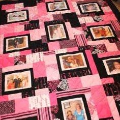Gift - picture quilt