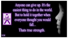 So so true, when dealing with chronic pain from chiari!