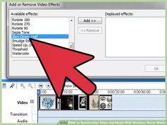 Image titled Synchronize Video and Music With Windows Movie Maker Step 10