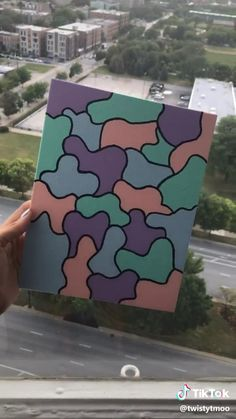 Small Canvas Paintings, Easy Canvas Art, Small Canvas Art, Cute Paintings, Mini Canvas Art, Hippie Painting, Trippy Painting, Arte Indie, Canvas Painting Tutorials