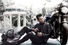 Afternoon Eye Candy Men And Motorcycles Photos : theBERRY