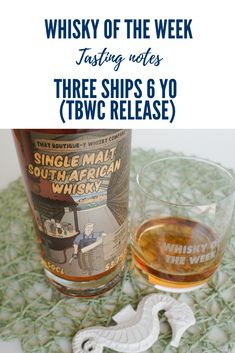 Three Ships 6 yo That Boutique-y Whisky Company review and tasting notes Whisky Tasting, Malt Whisky, Whiskey, Ships, Notes, Boutique, Whisky, Single Malt Whisky, Boats
