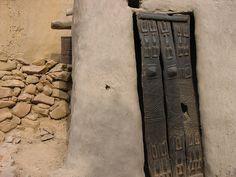 Door in Mali. Photo credit: staffan on Flickr