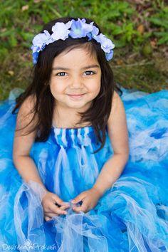 girl in blue | Desiree Prakash Studio