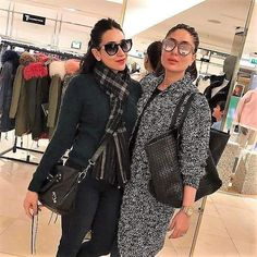 #SiblingGoals: Sisters Karisma Kapoor and Kareena Kapoor shopping together in London.  #KarismaKapoor #KareenaKapoor #celebrity #bollywood #bollywoodactress #bollywoodactor #actor #actress #star #fashion #fashionista #bollywoodfashion #bollywoodstyle #glamorous #hot #sexy #love #beauty #instalike #instacomment #filmywave