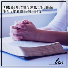 Leave your burdens to God and He will carry it all for you. He will never leave you alone. Have a blessed Sunday from #LeeBoutiqueHotel