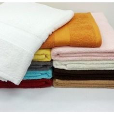 """1PC- CHERRY HILL COLLECTION LUXURY 550GSM BATH SHEET 34""""X68"""" - Multiple Colors #CherryHill"""