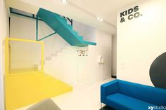 Kids&Co office project xystudio 2016