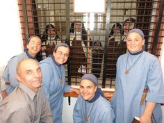 Carmelitas Descalzas, Virrey del Pino, diócesis de Gregorio de Laferrere