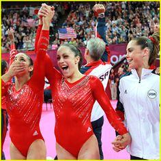 Gold! USA! USA!