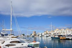 Rent a boat, party time, shopping and just a great day out...Puerto Banus