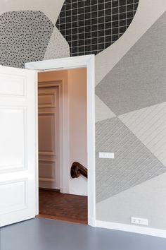 Studio Tomorrow Verwandelt Für Bridgevest Ein Historisches Bankgebäude In  Ein Modernes Büro U2013 Mit Einem Innenleben In Pastell!