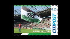 Zum Auftakt der Rückrunde 2016/2017 der 2. Bundesliga hat die Citipost Hannover die ersten Briefmarken von Hannover 96 herausgebracht. Ein 10er-Markenheft der Wertstufe 0,65 € für einen Standardbrief bis 20g mit 5 unterschiedlichen Motiven und ein 10er-Markenheft der Wertstufe 0,40…