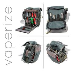 The Ultimate Vape Bag - so sad :( the manufacturer does not make this bag anymore i want one!!!!!!