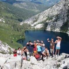 Best Backpacking Camps for Teens Out West