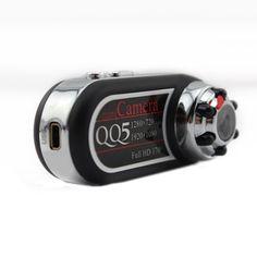 QQ5 Voll HD 12MP 170 'Ultra-Weitwinkel-Umzug Detektor Infrarot-Nachtsicht Mini-DV-Videokamera Webcam  http://www.jammer-shop.com/de/fueller-videokamera.html