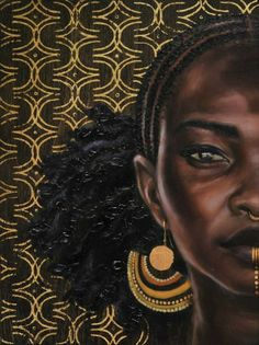 Visual Artist Sara K. Golish: Changing Society's Meaning of Beautiful - AFROPUNK